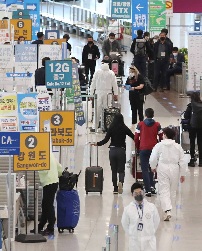 南韓媒體指出,當地旅遊業出現復甦跡象,各旅行社紛紛推出新產品。(歐新社)