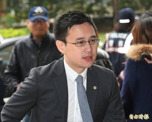 駐美代表處政治組組長趙怡翔。(資料照)