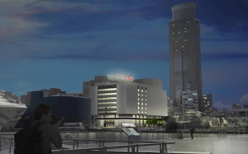 基隆文化中心曾經是全台最早、最貴的文化中心,斥資2億4千萬元重新翻修。(基隆市文化局提供)