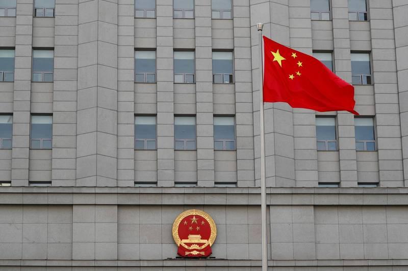美駐港高階官員認為,國安法在香港已產生一種有害氛圍。(路透)