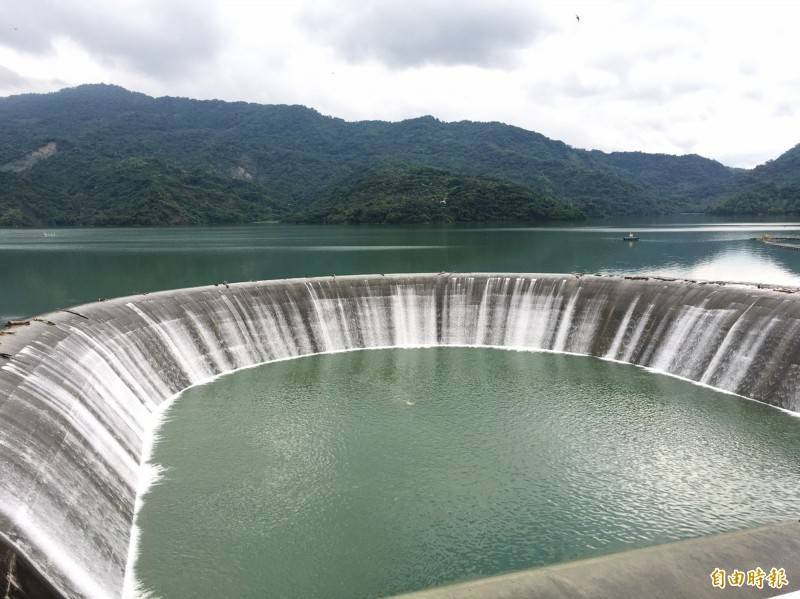 南化水庫以供應民生用水為主,在台灣近期一波降雨後,水量有所提升,根據經濟部水利署水庫即時水情,目前南化水庫有效蓄水量5900萬立方公尺,蓄水率達64.9%。(資料照)