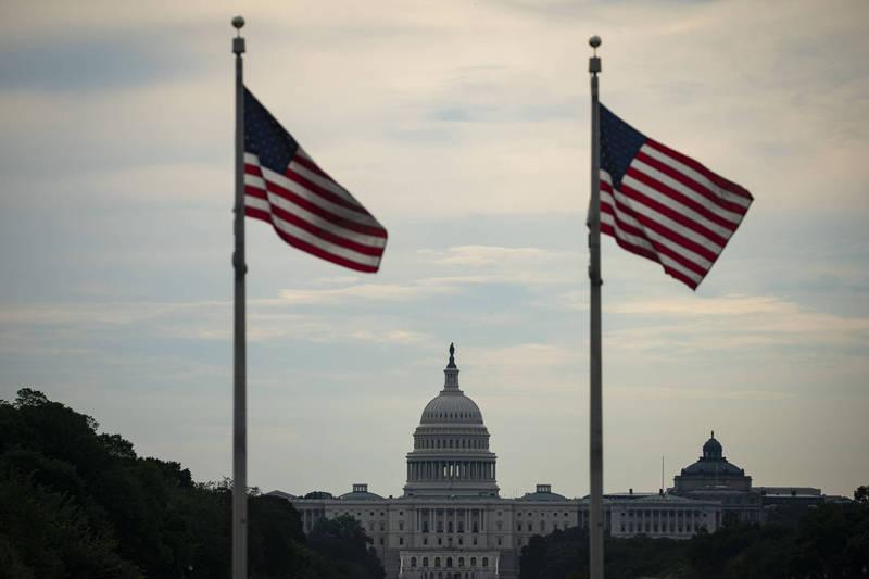 美國《國會山報》表示,美政府越來越擔心中國進犯台灣的計畫。(彭博)