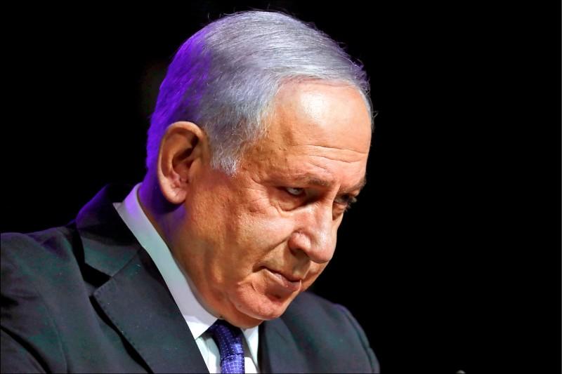 以色列國會十三日表決通過新聯合政府的信任案,正式終結貪瀆案纏身、執政長達十二年的納坦雅胡政權。(美聯社檔案照)