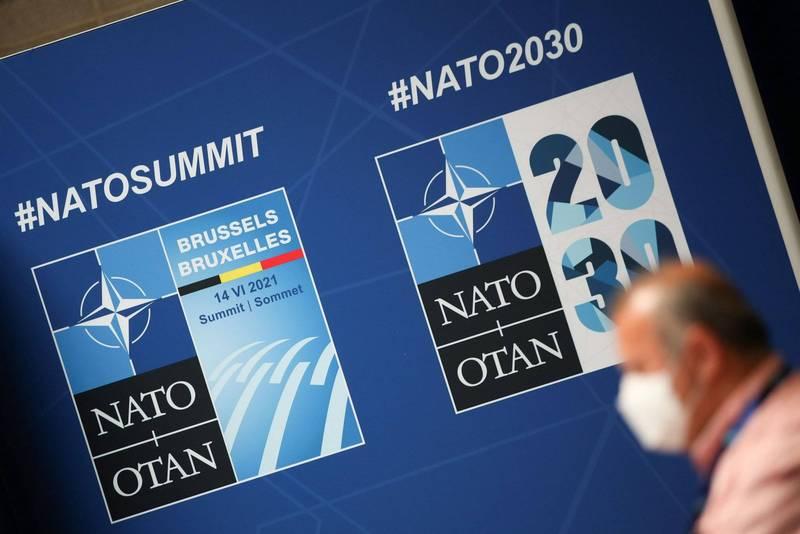 北約14日將在布魯塞爾舉行元首峰會,消息指出北約成員國將會反對北約在歐洲部署核彈。(路透)