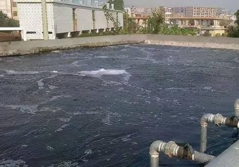 中國四川成都一處食品廠發生工安意外,有2名員工掉進廢水池死亡,旁邊4人見狀連忙救援卻也摔落池內共赴黃泉。(圖擷自微博)
