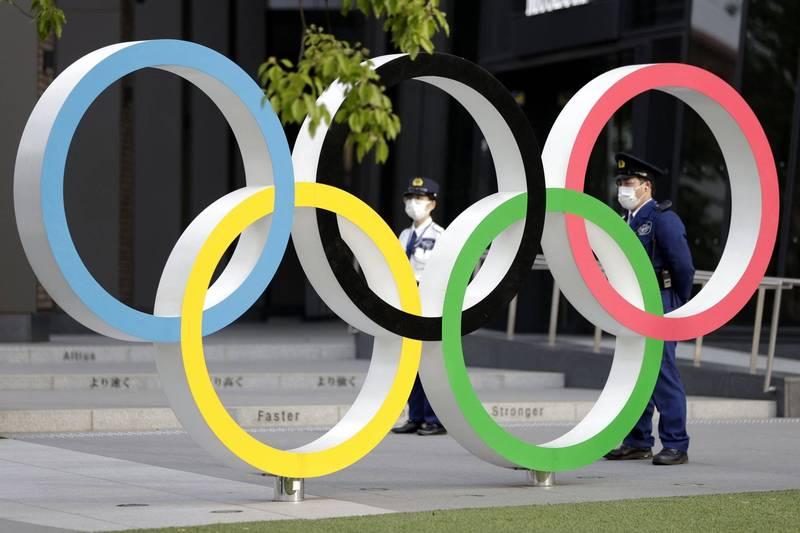 日本東京奧運規劃在開幕後發送15萬個保險套,但要求運動員不要在奧運村內使用,等到賽事結束後再帶回家鄉。(彭博)