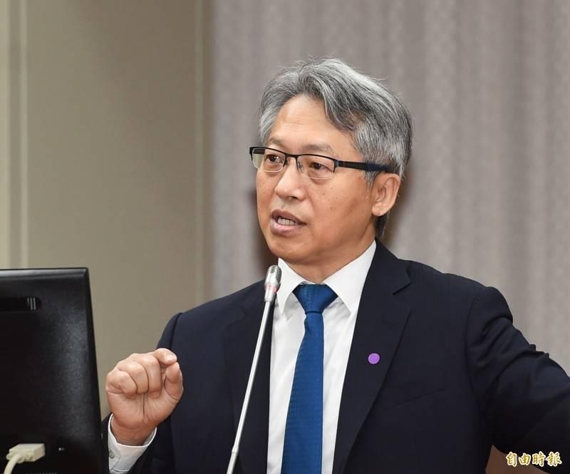中研院長廖俊智。(資料照)