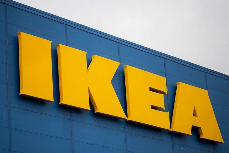 宜家家居 (Ikea)的法國分公司今日被法國法院開罰100萬歐元(約台幣3300萬)。(法新社)