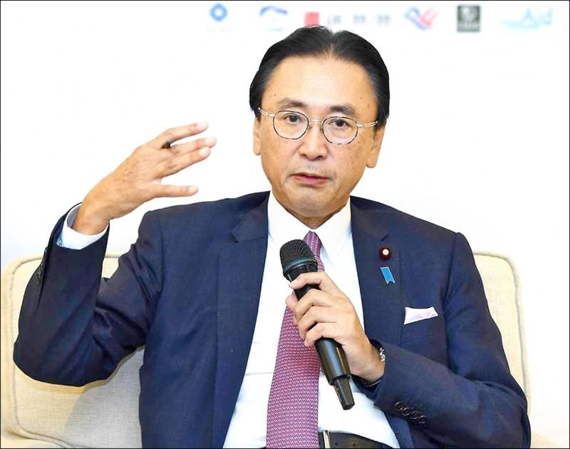 日贈台疫苗,「日華議員懇談會」會長古屋圭司透露,台灣最初提出三百萬劑的需求。(資料照)
