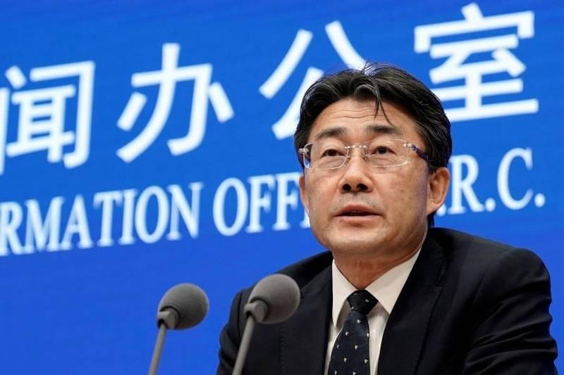 被點名制裁的包括中國科學院院士、中國疾控中心主任高福。(路透)