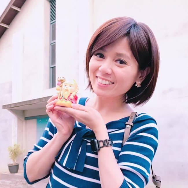今上午陳諺瑩於臉書發文坦承有在好心肝診所接種疫苗,並對外致歉。(圖擷自臉書)