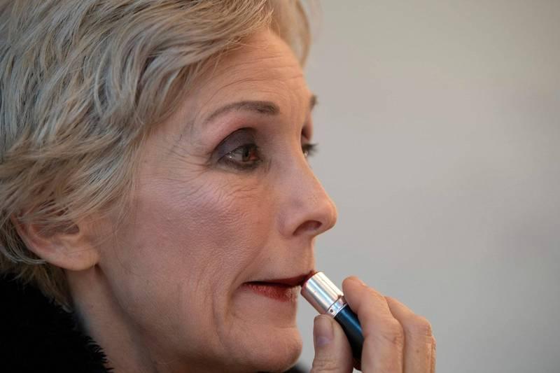 美國研究發現,該國化妝品近半數含有PFAS有毒化學物質。(法新社)