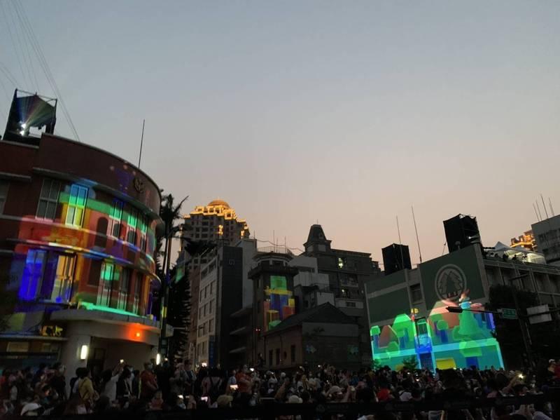 新竹市文化局宣佈今年暑假原訂舉行的藝文活動,因疫情將延後辦理或停辦,包括新竹光臨藝術節也將延後辦理。(圖由市府提供)