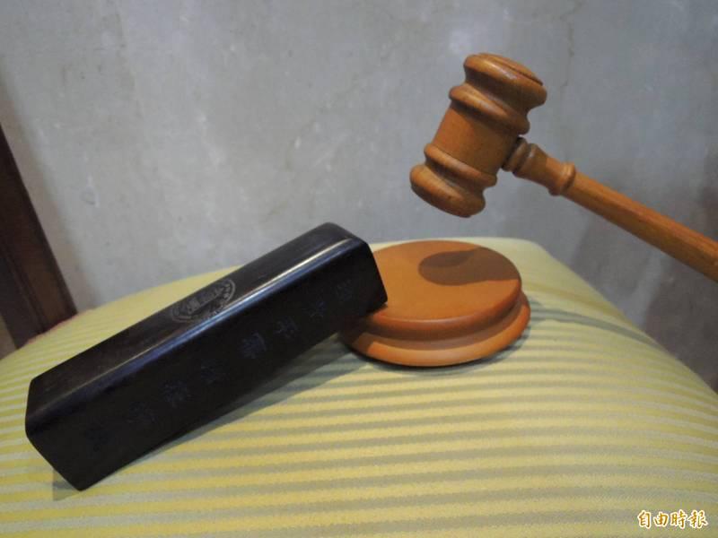 立法院三讀「傳染病流行疫情嚴重期間司法程序特別條例」,明定於傳染病流行期間,為維持司法程序有效進行,保障當事人受妥速及公平審判的權利,可採遠距開庭等其他應變措施。示意圖)(資料照)