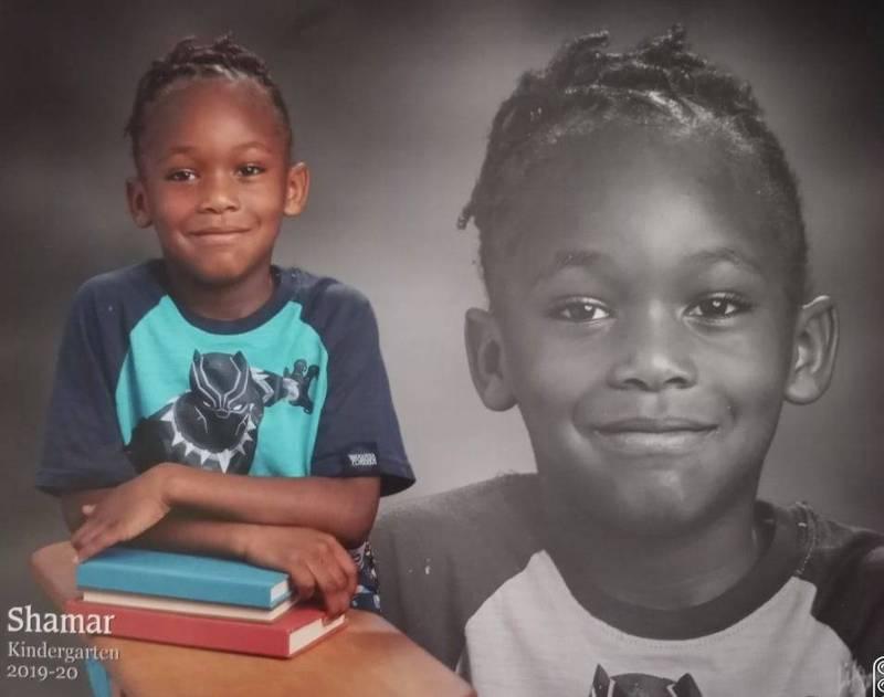 美國7歲男童沙馬爾,日前與哥哥在家附近想找回自家愛犬,未料他卻不幸遭鄰居飼養的6條惡犬給活活咬死。(圖翻攝自Marion County Sheriff's Office-South Carolina官方臉書)