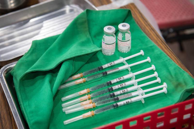 南投縣再傳出國姓鄉洗腎老人施打疫苗後3天死亡,是否與疫苗不良反應有關,有待進一步勘驗。(南投縣府提供)