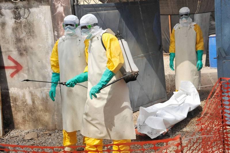 世界衛生組織(WHO)宣布,幾內亞的第二波伊波拉疫情已結束。(法新社)