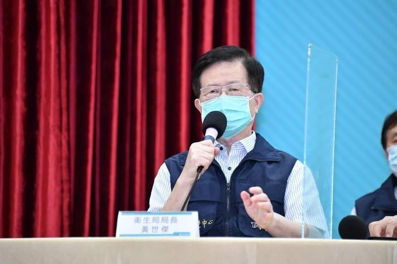 台北市衛生局長黃世傑說,他在5月30日接到高嘉瑜委員傳來LINE訊息,就把訊息轉給專員。(資料照,台北市政府提供)