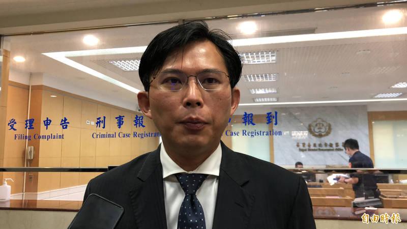 黃國昌說,若民進黨認為「3+11」正確,就該出來辯護,沒有立場黑箱。(資料照)