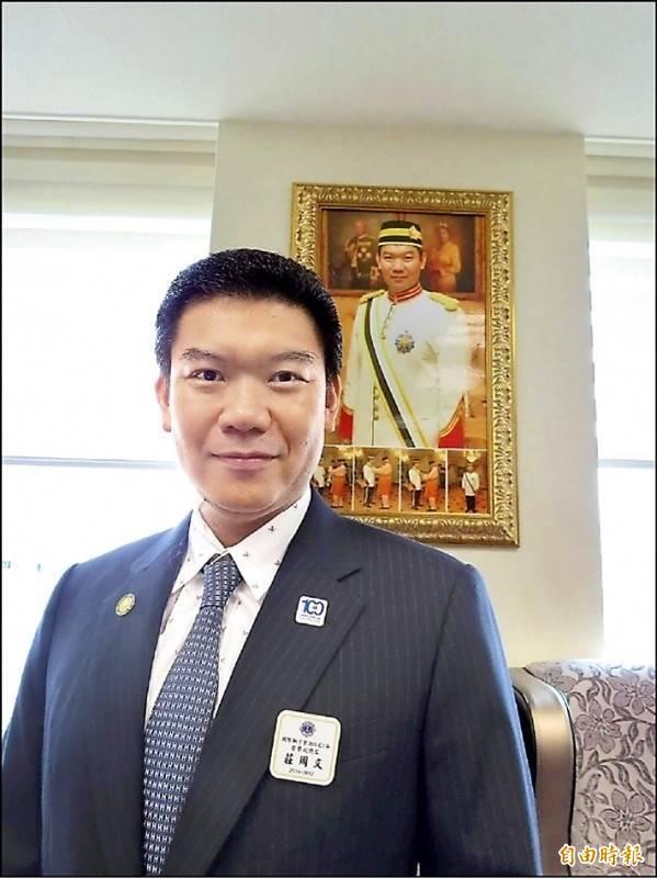 擁有拿督等頭銜的新力旺集團總裁莊周文,法院裁定1.2億元交保,他當天就籌足獲釋。(資料照)
