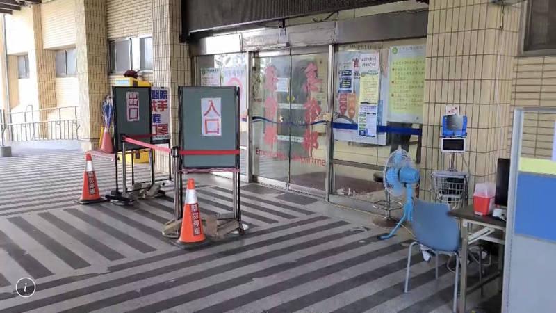國軍桃園醫院院內感染13人確診 全院區清消、暫停急門診至22日