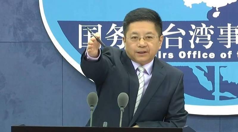 中國國台辦發言人馬曉光今日聲稱,中國香港特區和「中國台灣地區」進行交往,當然要在「一個中國原則」政治基礎進行。(資料照)