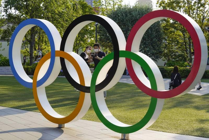 有數位負責監管奧運會場的醫師呼籲,禁止觀眾進入比賽場館觀看比賽。(歐新社)