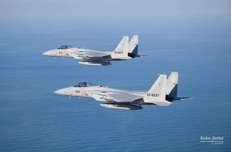 由於經費問題,日方有意取消F-15掛載遠程飛彈的改裝計畫。(圖擷取自航空自衛隊官網)
