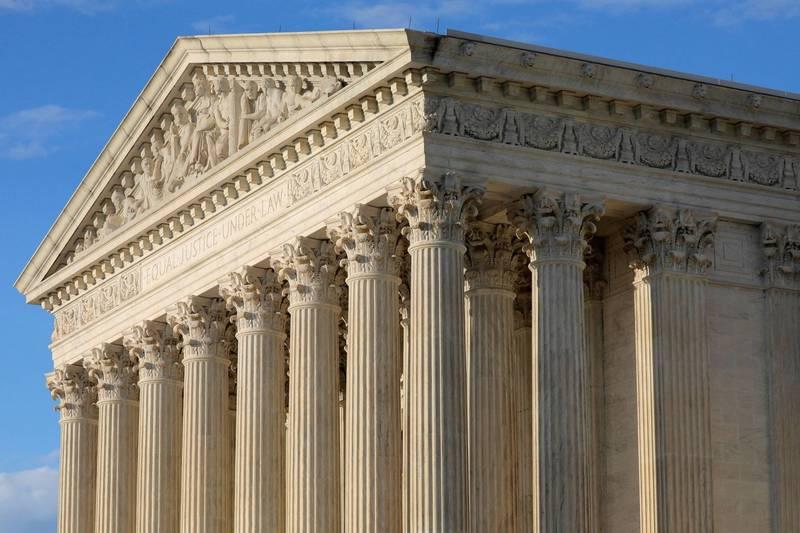 美國最高法院在當地時間17日,一致裁決「天主教社會服務」(Catholic Social Services, CSS)可出於宗教因素,拒絕同性伴侶成為該機構寄養兒童的父母。(路透社)