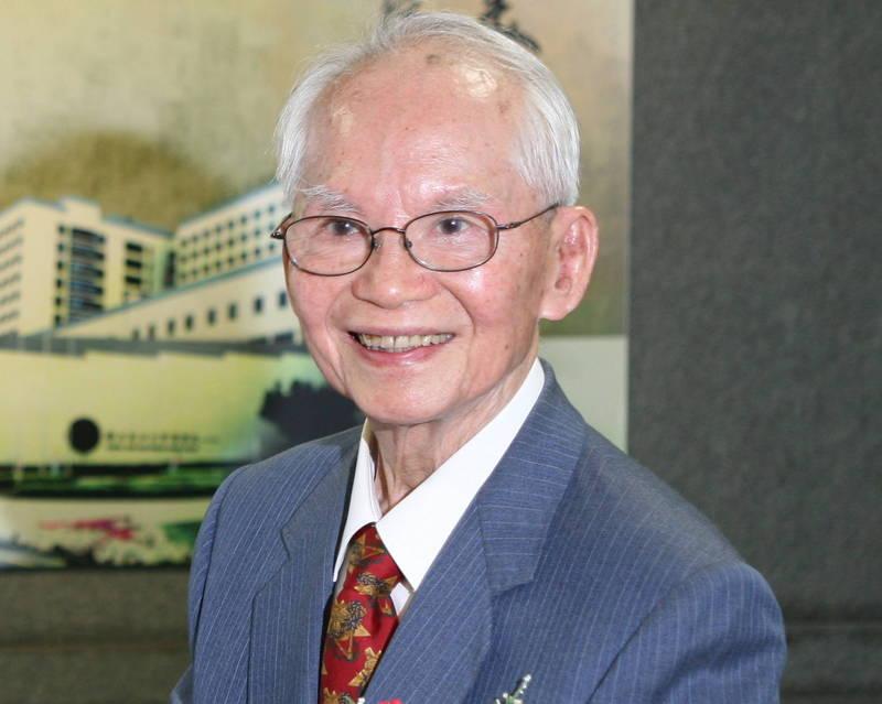 成功大學大前校長夏漢民6月18日辭世,享耆壽90歲。(成功大學提供)