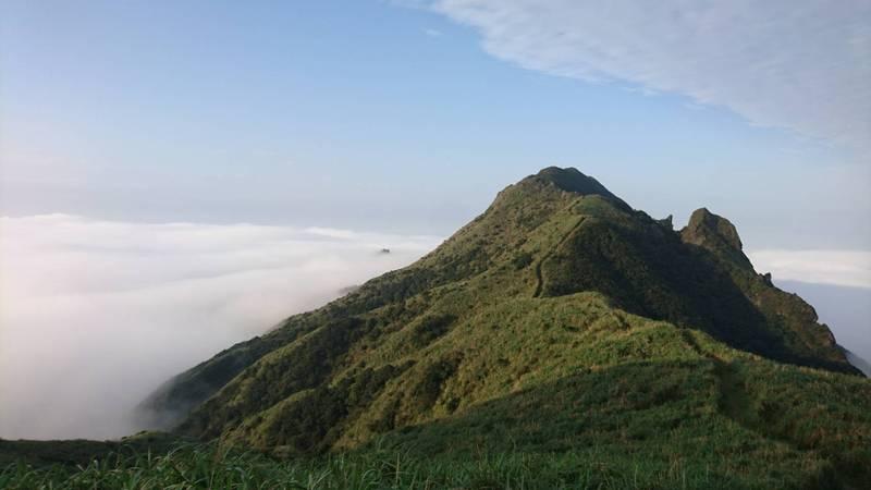 瑞芳茶壺山。(資料照,記者吳昇儒翻攝)