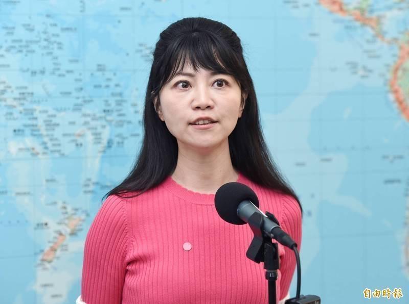 民進黨立委高嘉瑜。(資料照)