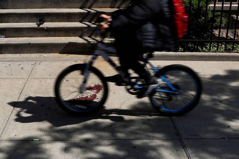 陳姓男童騎腳踏車跌倒時,腹部被把手撞傷,之後有發燒嘔吐症狀,送院不治。腳踏車示意圖,圖與新聞事件無關。(路透)