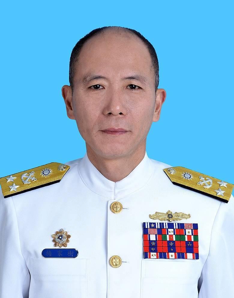 新科副參謀總長執行官梅家樹。(國防部提供)