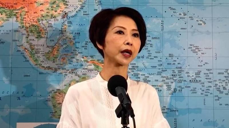 民進黨立委陳亭妃。(資料照)