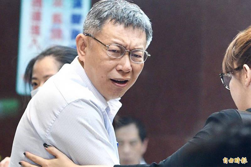 知名醫師史書華與插畫家謝立聖在臉書發起「我為曾支持過柯文哲,跟全台灣人道歉大會」。(資料照)