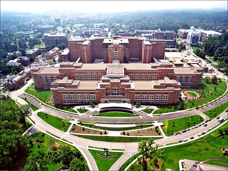 美国国家卫生研究院证实,中国研究人员提交武汉肺炎基因定序资料后,又要求国卫院删除。(取自维基百科)(photo:LTN)