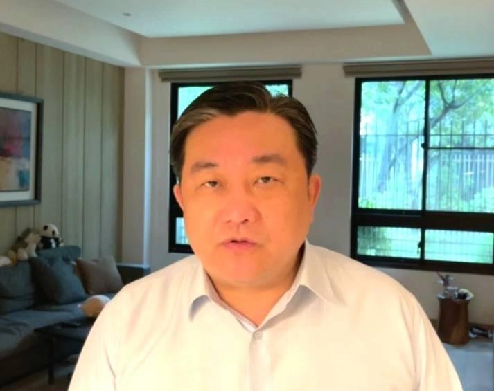日本再贈台灣疫苗,民進黨立委王定宇回應了。(記者吳俊鋒翻攝)