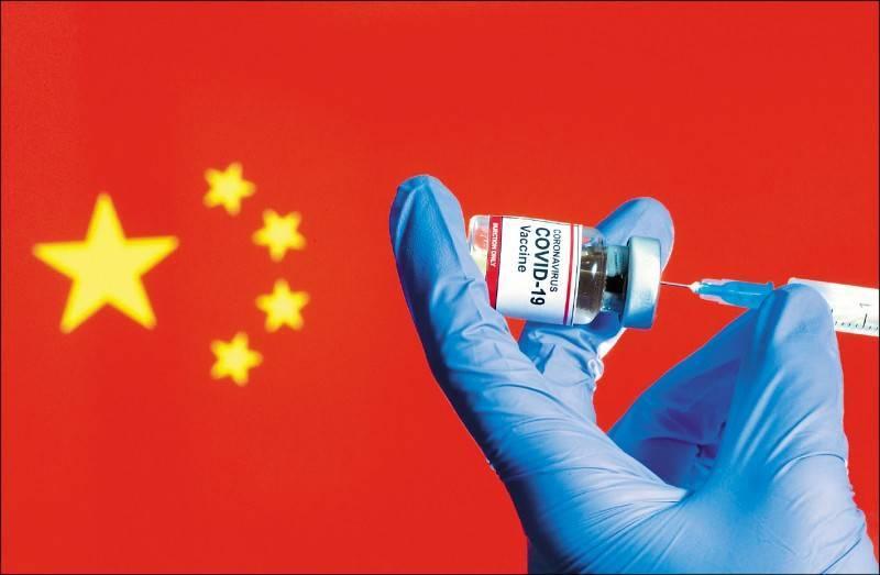 中國揚言扣住運往烏克蘭的50萬劑科興2019冠狀病毒疾病(COVID-19)疫苗,迫使烏克蘭退出聲明。(路透檔案照)