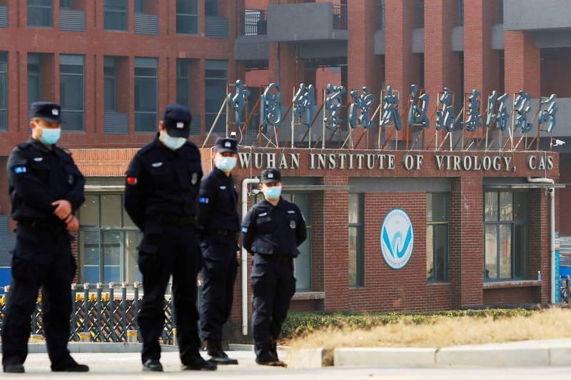 國際知名學者組成的「巴黎小組」再度發表公開信,要求中國政府全面配合武漢肺炎溯源調查。圖為位於中國湖北省武漢市的中國社會科學院武漢病毒研究所。(路透檔案照)