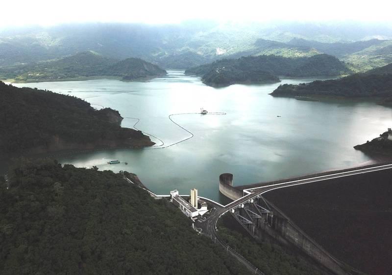上游持續降雨,曾文水庫1個月「進帳」逾2.5億噸。(讀者提供)