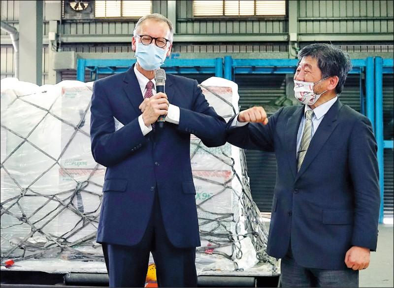 白宮︰台灣取得疫苗途徑遭截斷