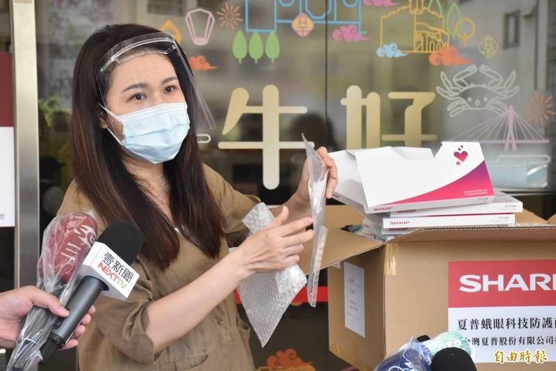 外傳洽購的BNT疫苗可望8、9月抵台。永齡基金會執行長劉宥彤在臉書發文說,一切正在進行中,適當時刻會說明。(資料照)