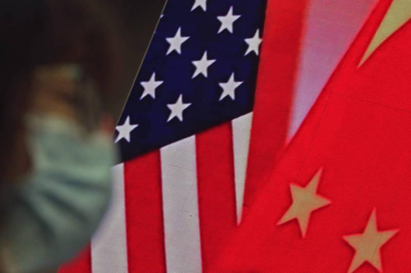 專家分析,台灣會是美中關係間最危險的引爆點。(美聯社)