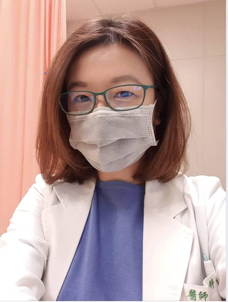 醫師林靜儀分析6日新增的17例死亡病例與台灣武漢肺炎死亡率。(資料照)
