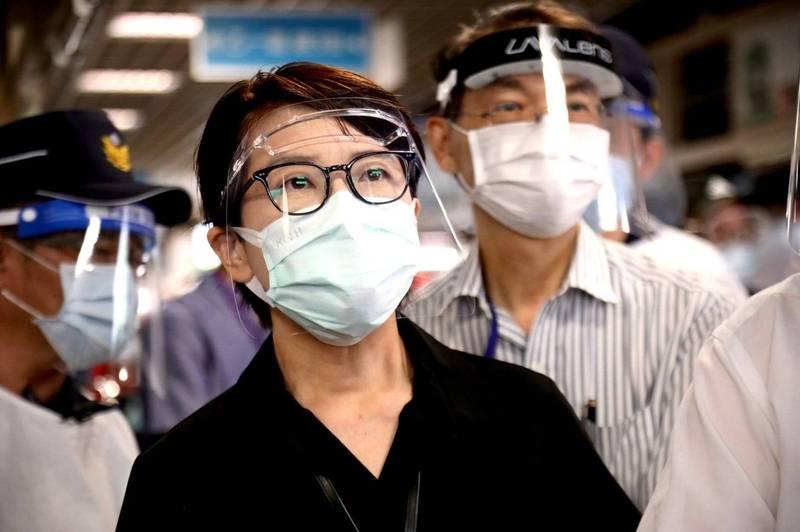 台北市副市長黃珊珊於臉書發文稱,最近「解隔陽」成為主要確診增加原因,並稱居家隔離與居家檢疫14天的方法,已經不足因應現在的英國變種病毒。(圖擷自黃珊珊臉書)