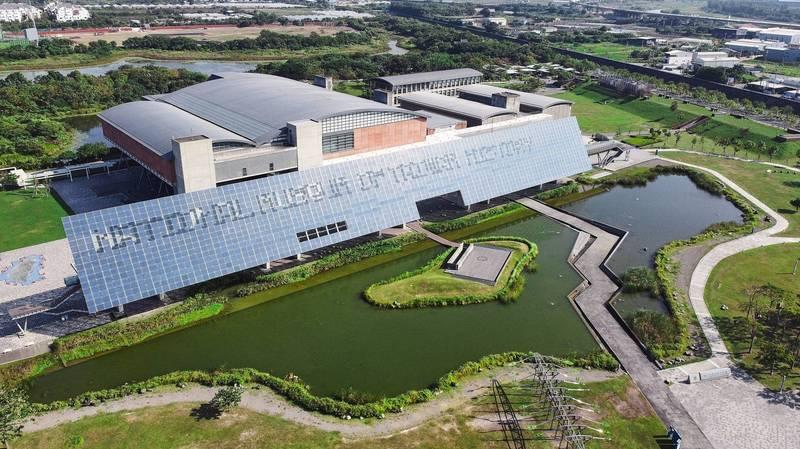 國立台灣歷史博物館自7月13日至26日免費入館。(台史博提供)
