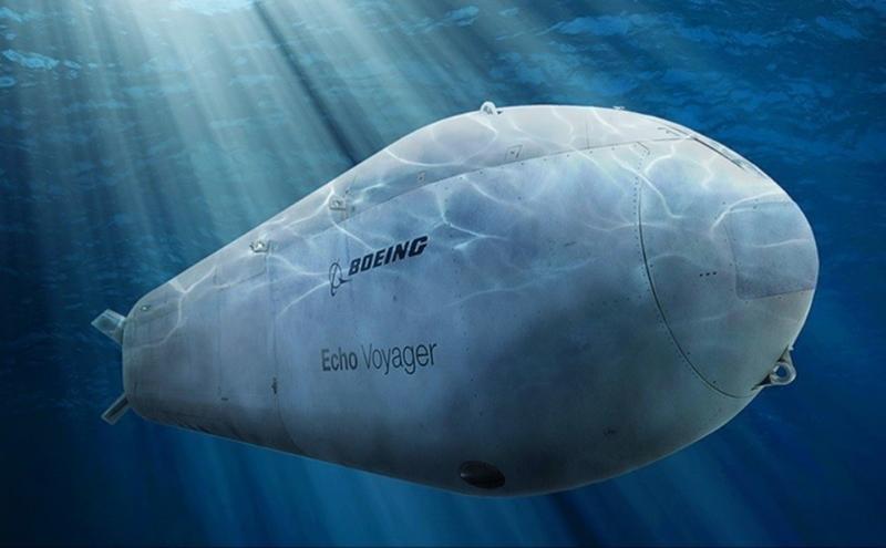 中科院「慧龍專案」是遙控水下無人載具計畫的代稱,主要執行的任務就是要測試由中科院自主研發的潛艦聲納等偵蒐系統,是水下任務的一種測試載台。圖為美國波音公司研發的大型丶具攻擊性的「殺人鯨」無人潛艦(圖:取自波音公司網站),兩者的體積丶性質與定位有所不同。