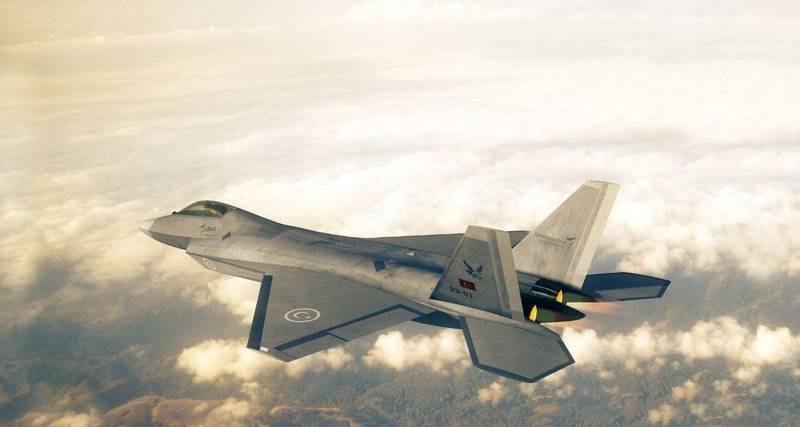 土耳其自家的第五代戰機「TF-X」持續研發中,土耳其國有飛彈製造商Roketsan為該機種開發了新型的超音速反輻射飛彈,並可能將會替代土耳其空軍現正使用的AGM-88高速反輻射飛彈。(擷取自土耳其航太工業官網)