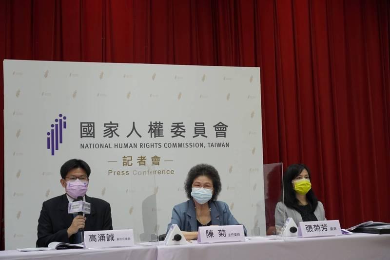 林水泉遭威權管訓575日 人權會助平反促研議修法